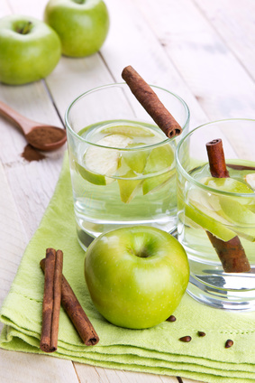 Apples & water